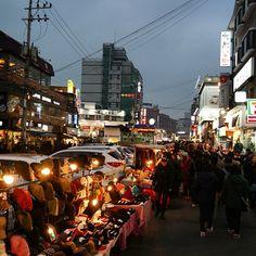 young-kor:새해 첫날,잘 보내고 계신가요?  Hongdae - Seoul, Korea