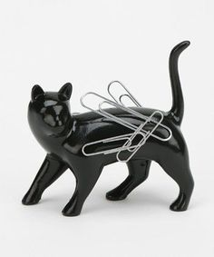 The desk ornament you didn't know you needed. Cat Magnet, $14, urbanoutfitters.com