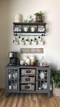 26 best coffee station kitchen images coffee nook diy ideas for rh pinterest com