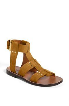 Chloé 'Alaska' Flat Gladiator Sandal