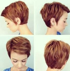 Short layered pixie cut have large range of short hairstyles.To highlight your eyes and neck these pixie haircuts are best for women.These all are very funky and stylish pixie haircut.In this article i have list out 10 short layered pixie haircut for you Long Pixie Hairstyles, Short Pixie Haircuts, Hairstyles 2016, Shaggy Pixie, Pixie Cut With Bangs, Short Hair Cuts, Pixie Cuts, Pixie Cut Back, Growing Out Pixie Cut