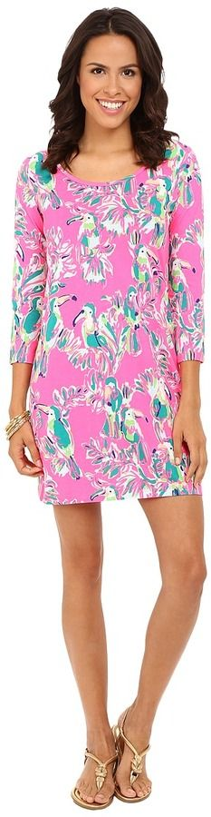 Lilly Pulitzer Beacon Dress Prep Style, Fashion Outfits, Prep Fashion, Cotton Dresses, Lilly Pulitzer, Chic, Pretty, Casual, How To Wear