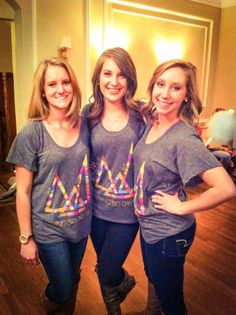 Spring Bid Day '14 at Theta Beta