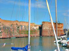 Livorno. Fortezza vecchia.