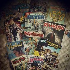 Spulciando nella #libreria #fumetti #comix #manga #DragonBall #DragonDai #Tex #Vagabond #KenIlGuerriero #MartinMystere #DylanDog #NathanNever #Topolino #Paperinik #Transformers #fun #collection #cool #instalike #instagram #like4like #BestPicture #StarComics #SergioBonelli #Marvel #Disney #PaniniComics #amazing