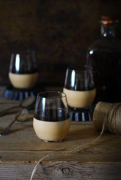 Coffee mousse - Mousse de café - Dulces bocados