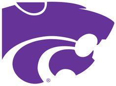 Kansas State University Wildcats Football team logo