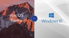 Windows 10 vs macOS Sierra: Part 1 - User Interface & Artificial Intelligence - Usability Geek Windows 10 Games, Windows Client, Mac App Store, Windows Defender, Systems Biology, Mac Os, Operating System, User Experience, Working Area