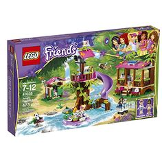 LEGO Friends Jungle Rescue Base  - http://www.kidsdimension.com/lego-friends-jungle-rescue-base/