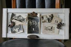 Mamie Jane's: Old Vent Photo Holder
