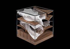 Daniel Zakharyan : 3D print & MDF? Studio Sejima Vienna