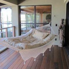 Hammock bed! (Oxnard Marina Residence)