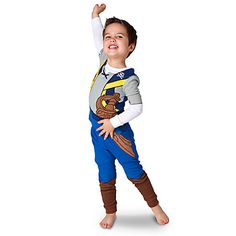 size 7 Jake and the Never Land Pirates Jake Deluxe Costume PJ Pal for Boys | PJ Pals | Disney Store