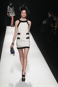 Moschino --- gorgeous color block mini dress        + SHARE  PRINT   PRINT ALL E-MAIL