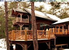 """Dry Island, a 12 acre private Adirondack luxury great camp, log cabin & boathouse, is located off the North Shore of Upper Saranac Lake. Often described as the """"crown jewel"""" of the Adirondack Lakes. A..."""