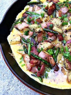 potato and broccolini frittata - smitten kitchen   {Savory} Gluten ...