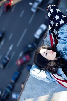 #trend #americana Happy 4th of july! <3