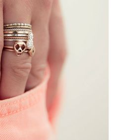 Stacked rings are just perf.