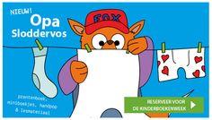 Kinderboekenweek 2016 - Opa Sloddervos…