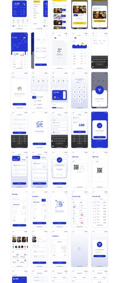 Android Design, App Ui Design, Dashboard Design, User Interface Design, Ui Design Inspiration, Design System, Screen Design, Web Layout, Ui Kit