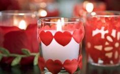 Set the Mood with Candles