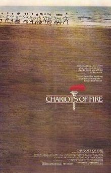 Chariots of Fire - 1981 Hugh Hudson Ben Cross, Ian Charleson and Nicholas Farrell Love Movie, I Movie, Best Picture Winners, Chariots Of Fire, Inspirational Movies, Movies Worth Watching, Film Music Books, Great Movies, Movies To Watch