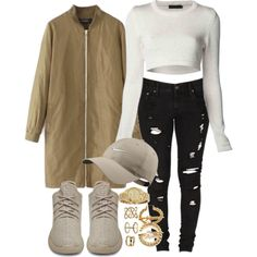 A fashion look from January 2016 by cheerstostyle featuring Levi's, adidas Originals, Michael Kors, RIFLE, Charlotte Russe, NIKE, women's clothing, women's fash...