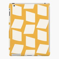 'Post It Pattern' iPad Case/Skin by bubbliciousart Ipad Case, My Arts, Cases, Art Prints, Printed, Awesome, Artist, Pattern, Products