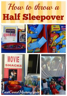 LOVE this idea... and all the fun ideas included on this website! The party favors are adorable.