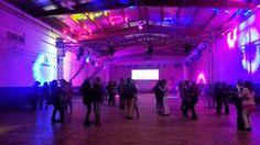 Resultat d'imatges de fiestas raves en espacios industriales