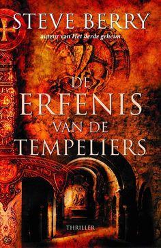 Steve Berry - De erfenis van de Tempeliers