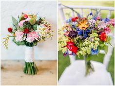 14 Ideen für euren Brautstrauß und welche Blumen wann verfügbar ...