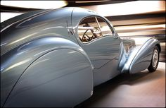 Bugatti Type 57SC Atlantic - 1936