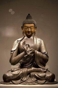 """Whatever has the nature of arising has the nature of ceasing."" ~ The Buddha ♥ lis Lotus Buddha, Art Buddha, Buddha Artwork, Buddha Kunst, Buddha Painting, Buddha Statues, Gautama Buddha, Buddha Buddhism, Buddhist Art"
