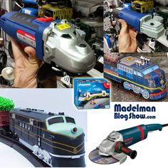 MADELMAN BLOG SHOW: En ocasiones, veo trenes