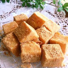 【簡単×絶品♡】ダイエット中でもOKな「豆腐わらびもち」がとってもヘルシー* | GIRLY