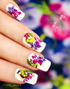 Nail Art Design For 10 Nails