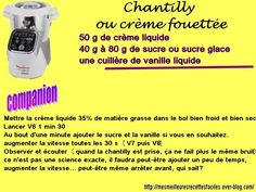 Chantilly au companion