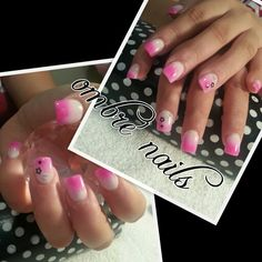 Pink ombree!!