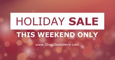 Holiday Sale Facebook Post Template -- #FacebookMarketingTips #DesignFacebookTemplates #FacebookPostTemplates #FreeFacebookTemplates #EditableFacebookTemplates #SocialMediaTemplates #SocialMediaMarketing -- Supercharge your Facebook engagement with unique, eye-catching Facebook templates. Create highly engaging Facebook and social media graphics with Venngage!