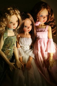3 Nelly... by Pathy's Dolls, via Flickr