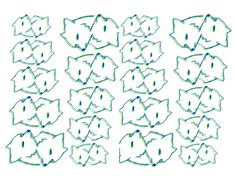 composición simétrica zorro