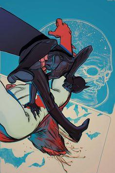 Batgirl by James Jean
