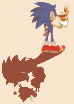 Sonic: Night Of The Werehog Special Hedgehog Art, Sonic The Hedgehog, Silver The Hedgehog, Shadow The Hedgehog, Game Sonic, Sonic 3, Sonic Fan Art, Sonic Party, Godzilla