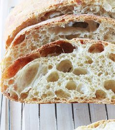 Bread without kneading with a casserole dish (basic recipe) - Breakfast Recipes Cooking Chef, Cooking Recipes, Bread Dough Recipe, Best Breakfast Recipes, Easy Bread, Minimum, Bread Baking, Casserole Dishes, Sweet Tooth