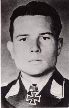 Oblt. Gustav-Siegfried Rödel.. Staffelkpt. 4./J.G. 27. RK. 22.6.1941. EL. (255) 20.6.1943.