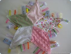 Gift idea: tagged star from http://www.sewastraightline.com