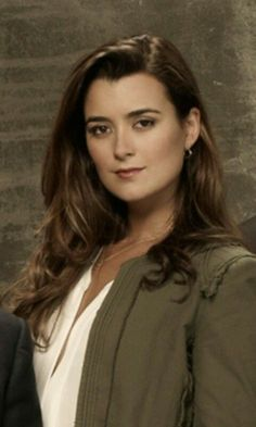 Ziva David/Cote de Pablo: One of the most gorgeous women I have ever seen. Flawless.