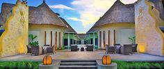 Lagoon Villa at Villa Seminyak, wow so cool!