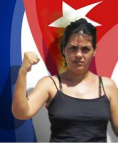 Over the last several years, Sara Marta Fonseca has been a courageous human rights activist in Cuba suffering innumerable physical attacks against her person, her family, and her residence. These Castro-organized mobs have vandalized her residence, pelted them with rocks and stones, and have even thrown human feces at her home.